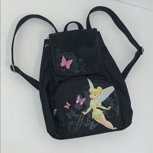 Disney Tinker-bell black pack pack